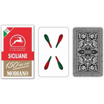 Carte da gioco siciliane...