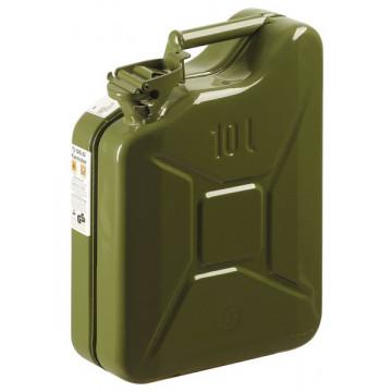 Tanica metallo 10 litri