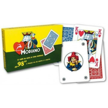 Carte da Gioco Modiano...