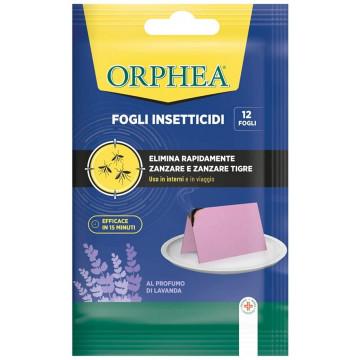 Orphea, Fogli Insetticidi,...