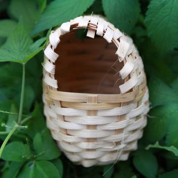Nido Bamboo Natural Bird Hous